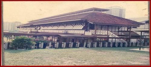 11 April 1995, projek baru bermula di Taman Ungku Tun Aminah. Sekolah